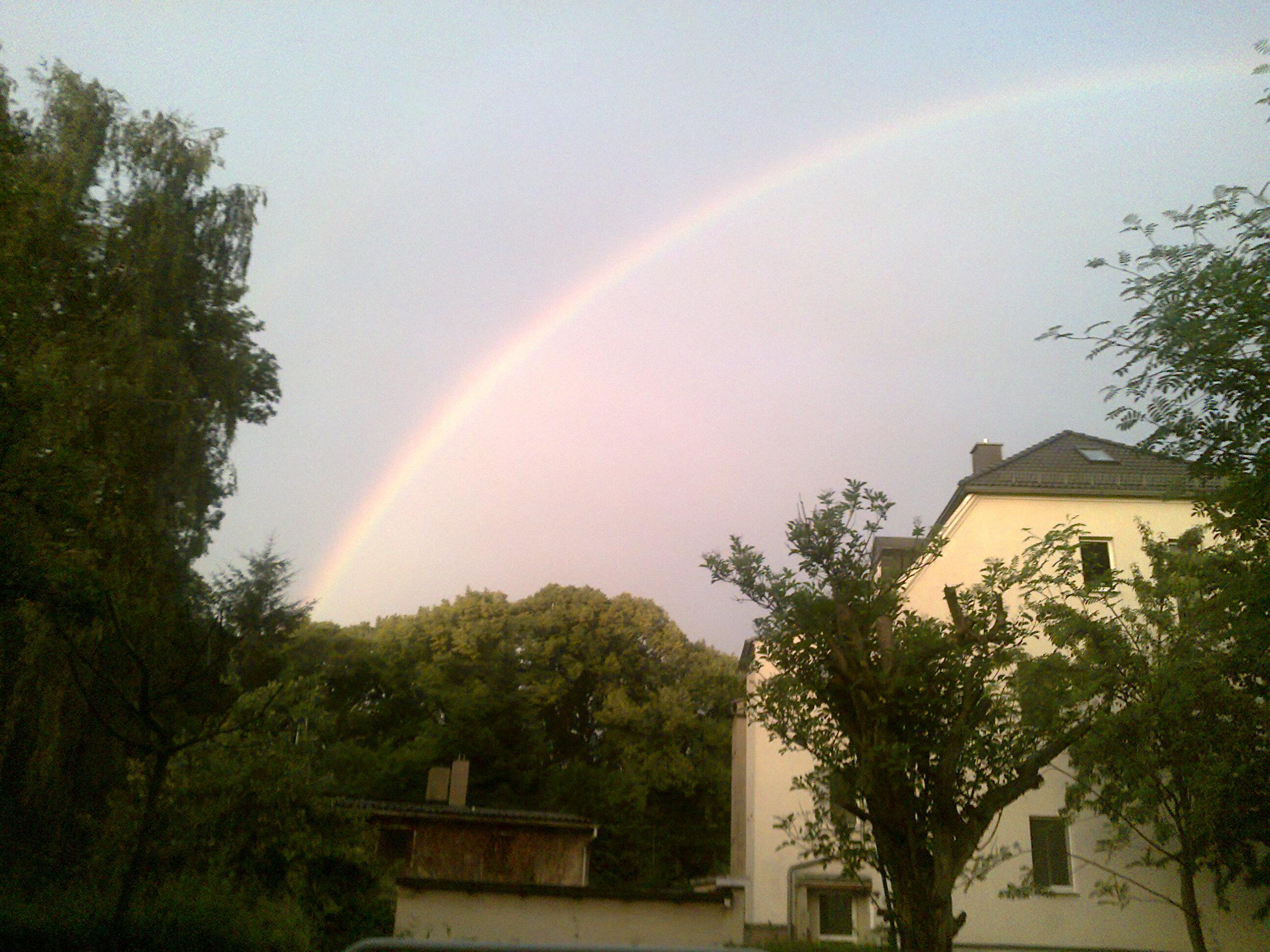 Farben des                                         Regenbogen